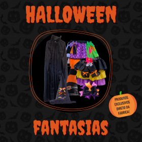 Banner Halloween Fantasias