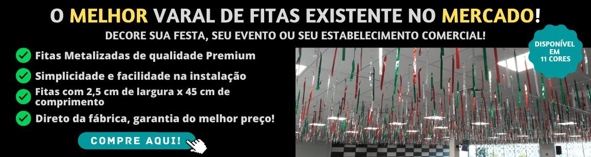Banner Topo Varal de Fitas