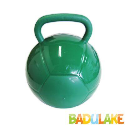 Maleta Bola de Plástico Verde