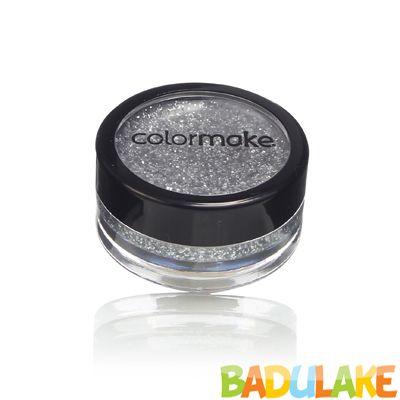 Glitter Cremoso Prata 5 gramas