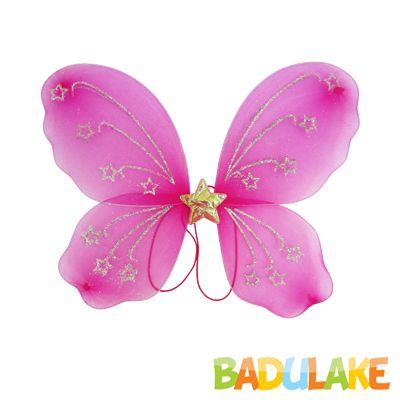 Asa de Borboleta Pink