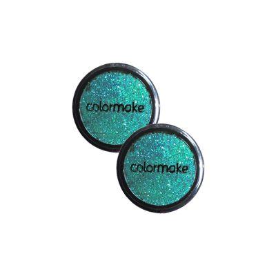 Glitter em Pó 3 gramas Azul Turquesa