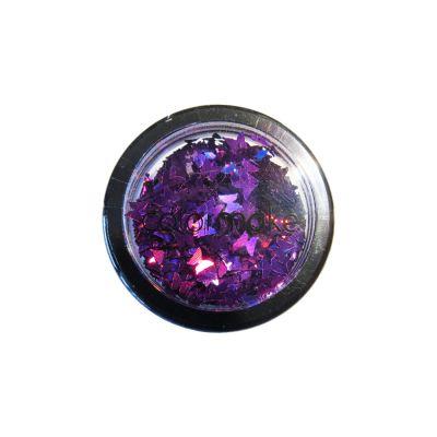 Glitter Borboleta 2 gramas Roxo