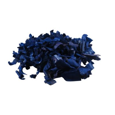 Serragem Decorativa Azul 70 gramas