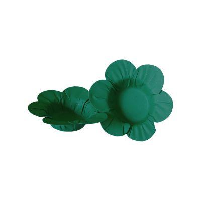 Mini Forminha Flor Scaranelo Tiffany - 50 unidades