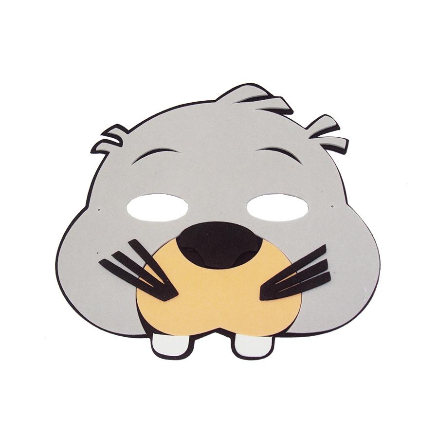 Máscara Foca EVA