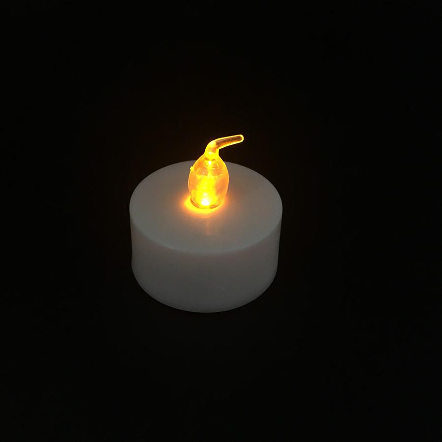 Vela de LED Branca