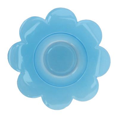 Forminha para Doce Flor Azul - 10 unidades