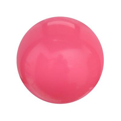 Bola Plástica Vinil Pink