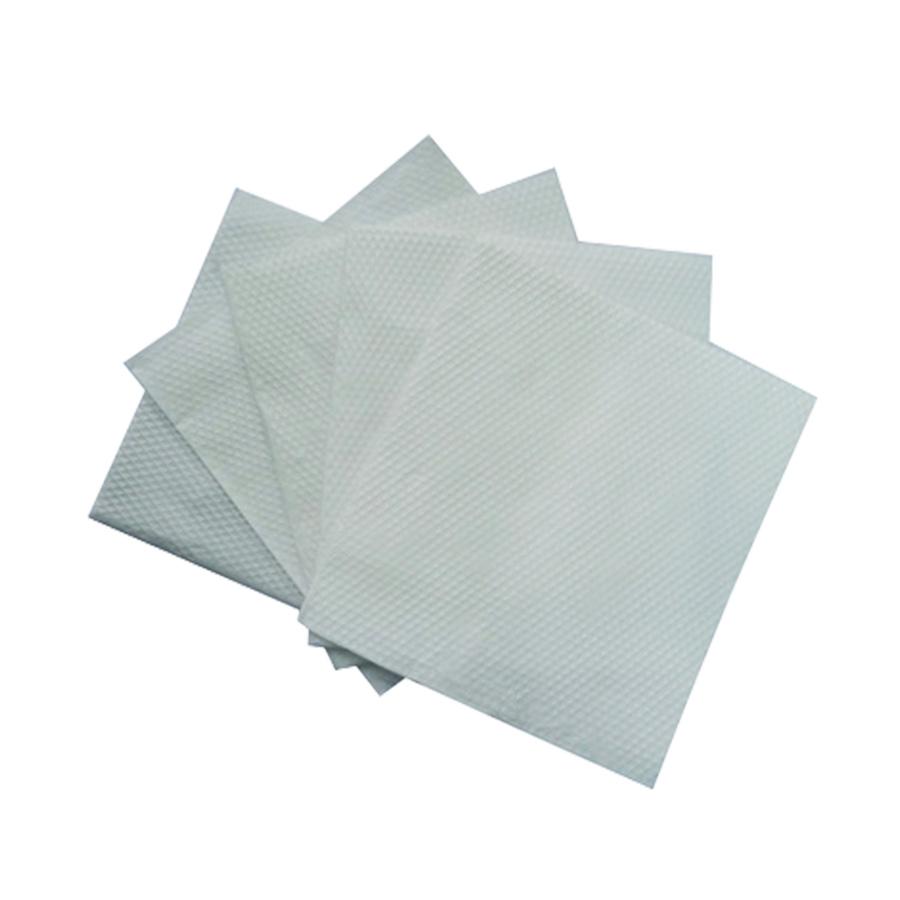 Guardanapo de Papel Liso 20x21 Branco - 50 unidades