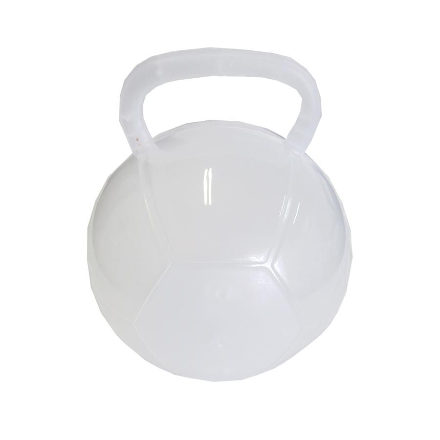 Maleta Bola de Plástico Transparente