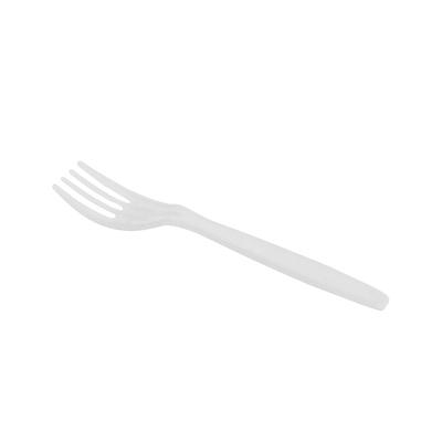 Garfo Para Sobremesa Branco - 50 unidades