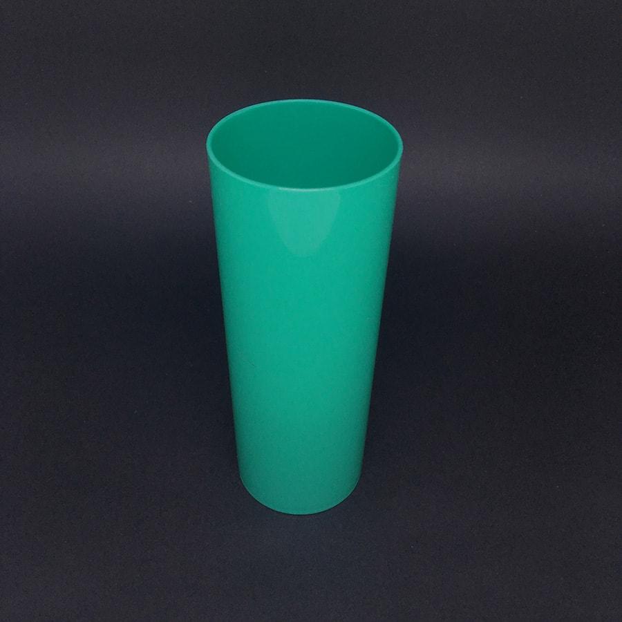 Copo Long Drink Verde Tiffany 350 ml