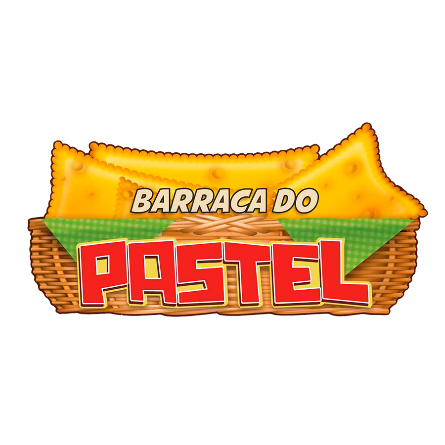 Plaquinha Decorativa Barraca do Pastel