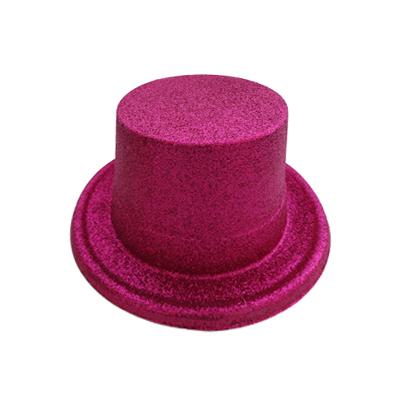 Cartola Glitter Pink