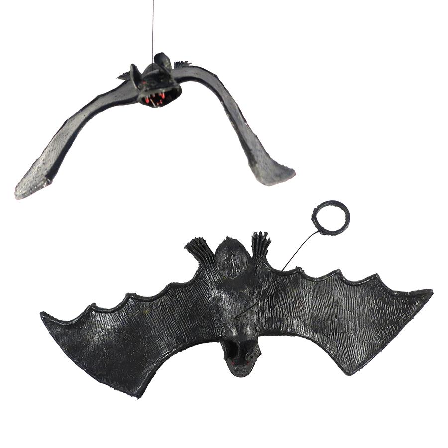 Morcego de Borracha para Pendurar