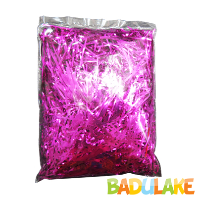 Saquinho de Papel Picado Metalizado Pink 20 Gramas Ref. 038F