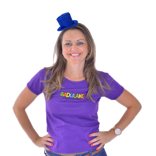 Mini Cartola Lisa Azul Ref. 040B