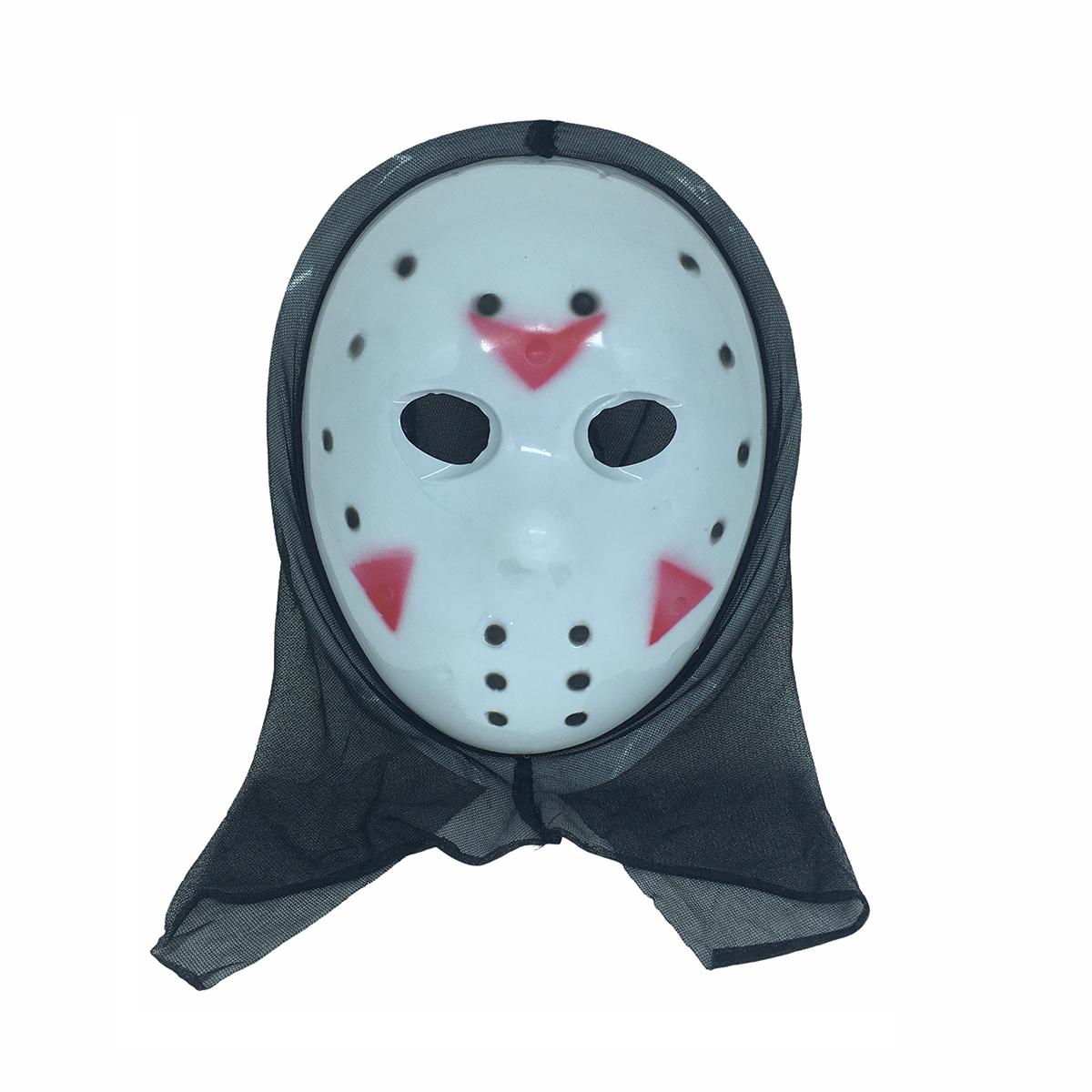 Máscara Jason com Capuz