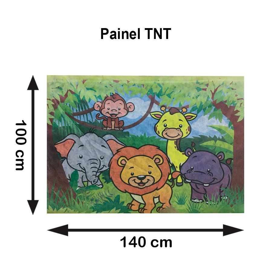 Painel TNT Safári