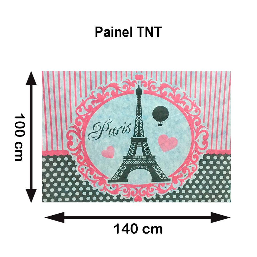 Painel TNT Paris