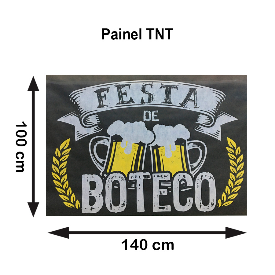Painel TNT Festa do Boteco