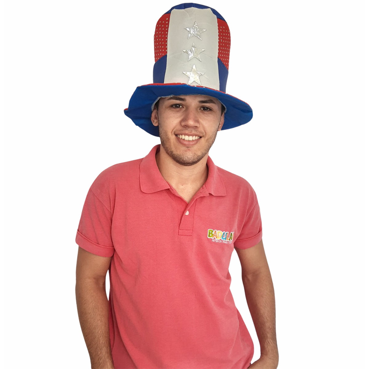 Cartola Americana para Festas Carnaval