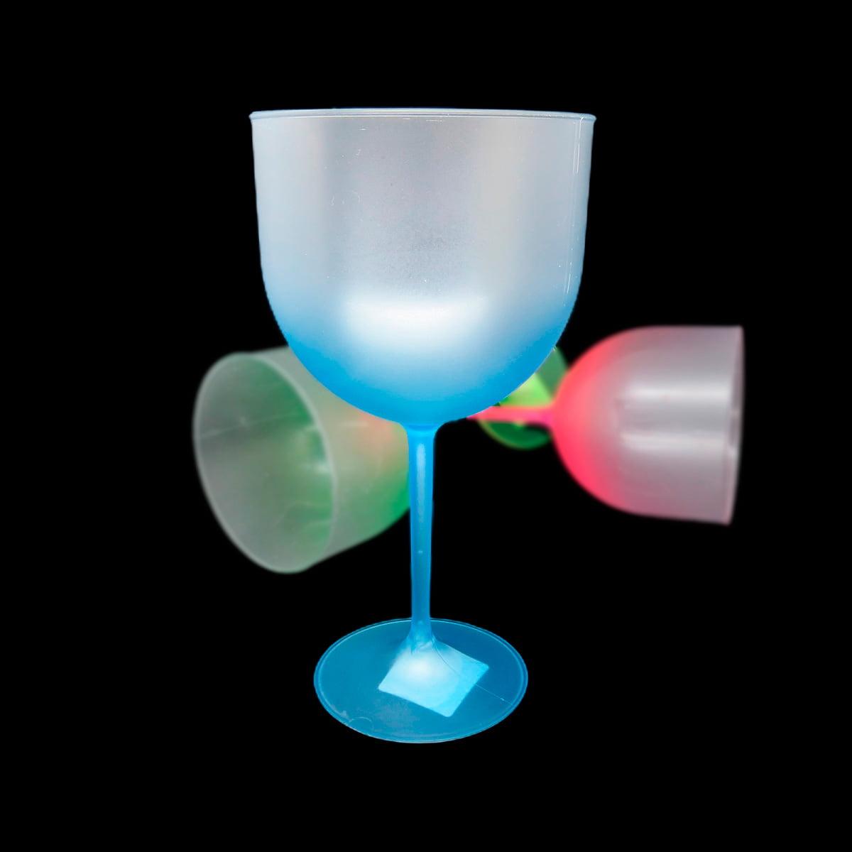 Taça Gin 600 ml Azul Degradê