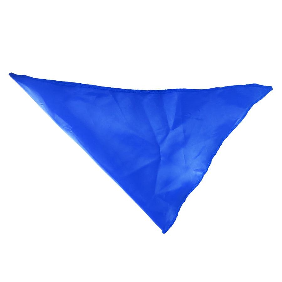 Lenço Junino Azul Básico