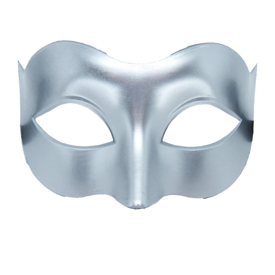 Máscara Básica Prata
