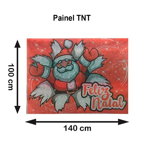Painel TNT Feliz Natal