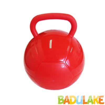 Maleta Bola de Plástico Vermelha