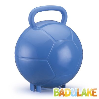 Maleta Bola de Plástico Azul