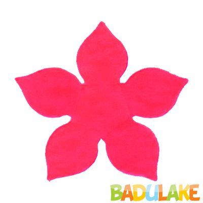 Forminha Flor para Doce Modelo 1 Pink - 50 unidades