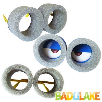 Óculos Tubo Minions