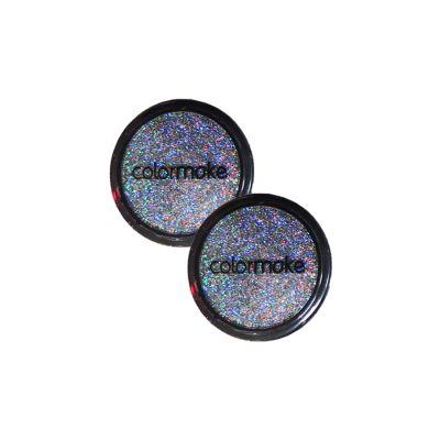 Glitter em Pó 3 gramas Multicolor