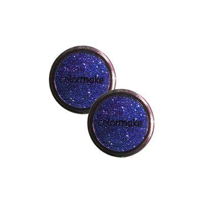 Glitter em Pó 3 gramas Azul Escuro