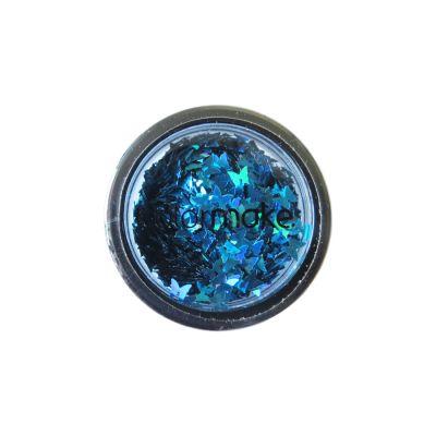 Glitter Borboleta 2 gramas Azul Turquesa