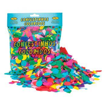 Confestinhos Coloridos - 120 gramas