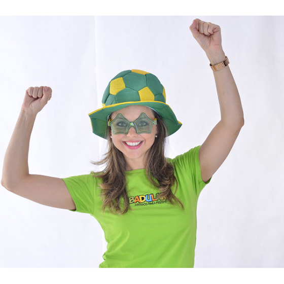 Chapéu Bola Brasil