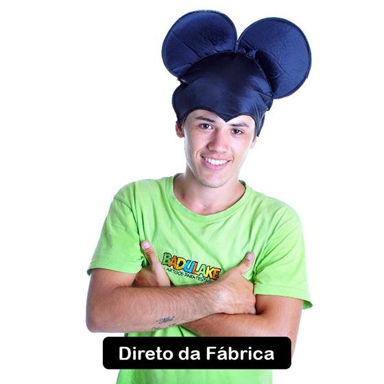 Chapéu Ratinho Tecido