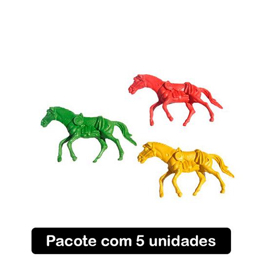 Cavalinhos - 5 unidades