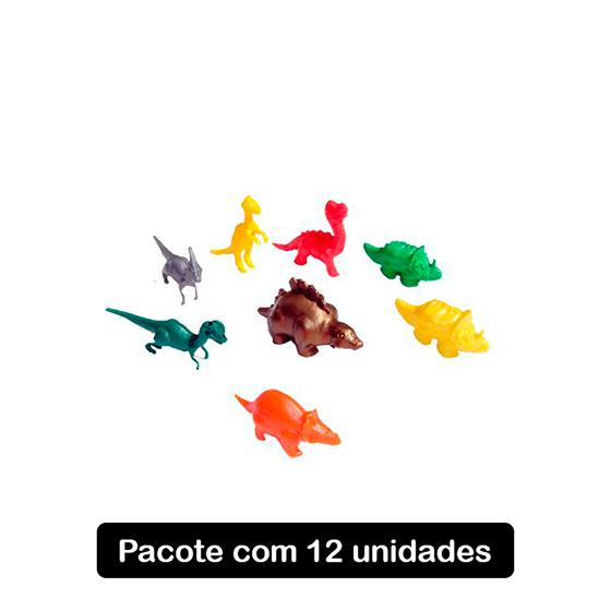 Bichos Pré Históricos - 12 unidades