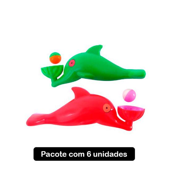 Mini Golfinhos - 6 unidades