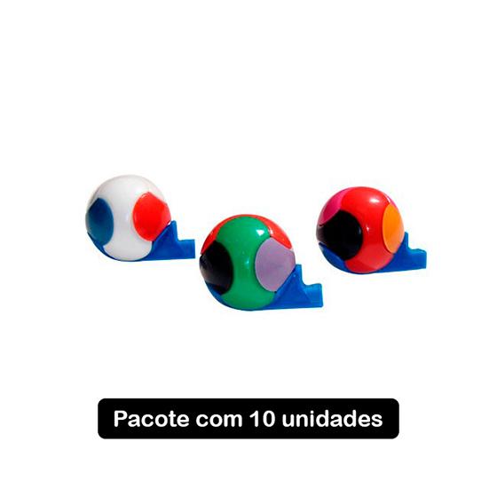 Apito Bola - 10 unidades