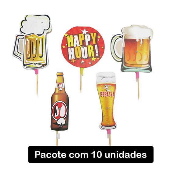 Palito Cerveja - 10 unidades