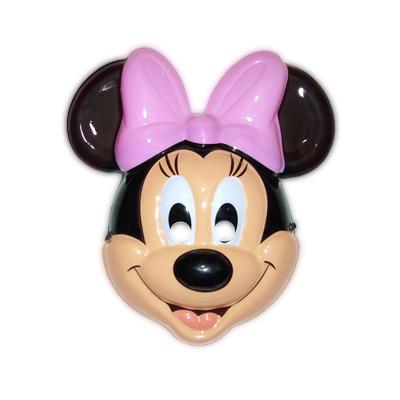 Máscara Rosto Minnie Rosa