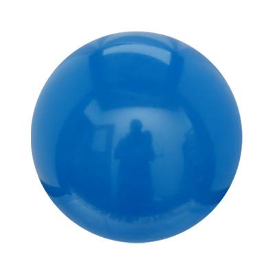 Bola Plástica Vinil Azul