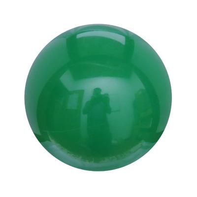 Bola Plástica Vinil Verde