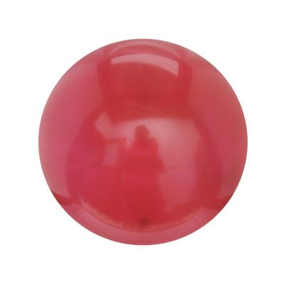 Bola Plástica Vinil Vermelha